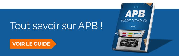 Guide APB Diplomeo